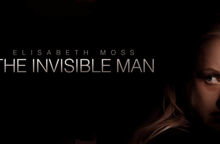 The invisible man มนุษย์ล่องหน (2020)