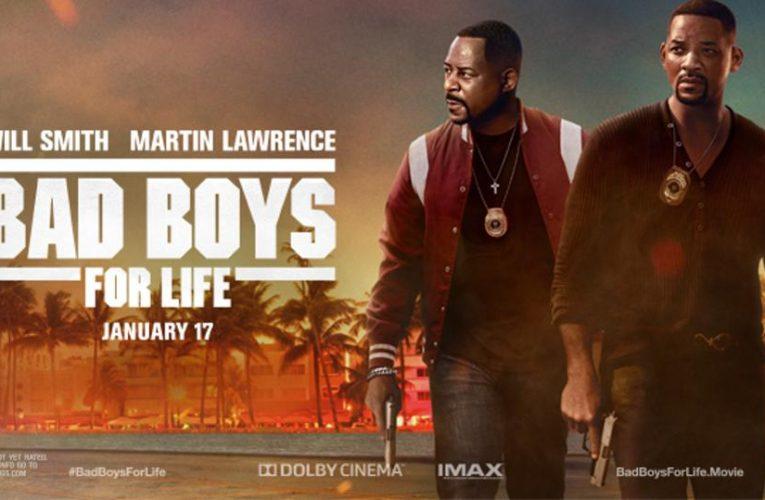 [รีวิว] Bad Boys For Life คู่หูตลอดกาล ขวางทางนรก 2020