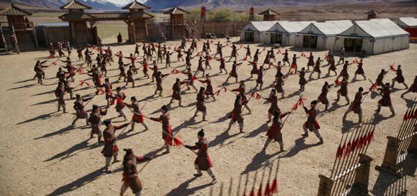 หนัง มู่หลาน Mulan