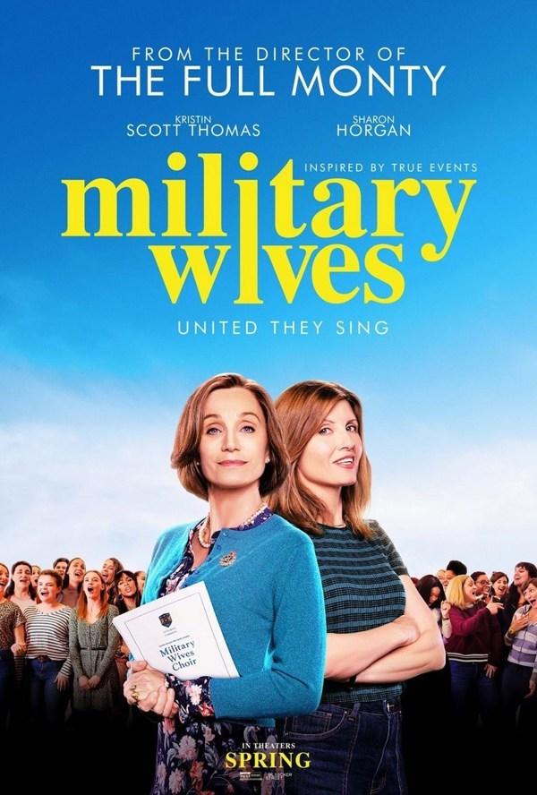 หนังฝรั่ง Military Wives คุณเมียขอร้อง