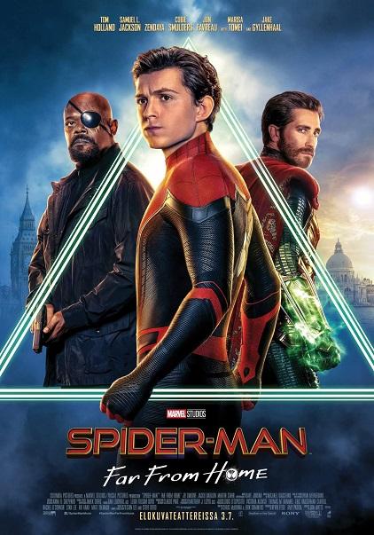 Spider-Man: Far From Home ไอ้แมงมุมออกผจญภัยไกลจากบ้าน