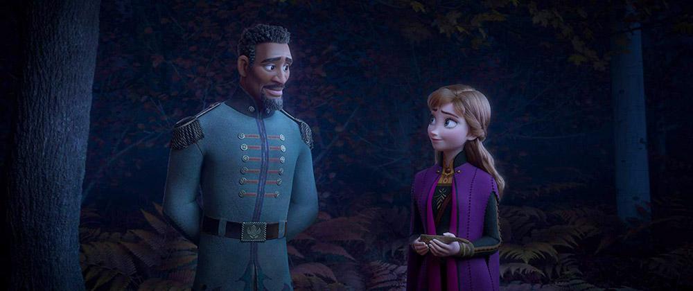 Frozen II (2019) ผจญภัยปริศนาราชินีหิมะ
