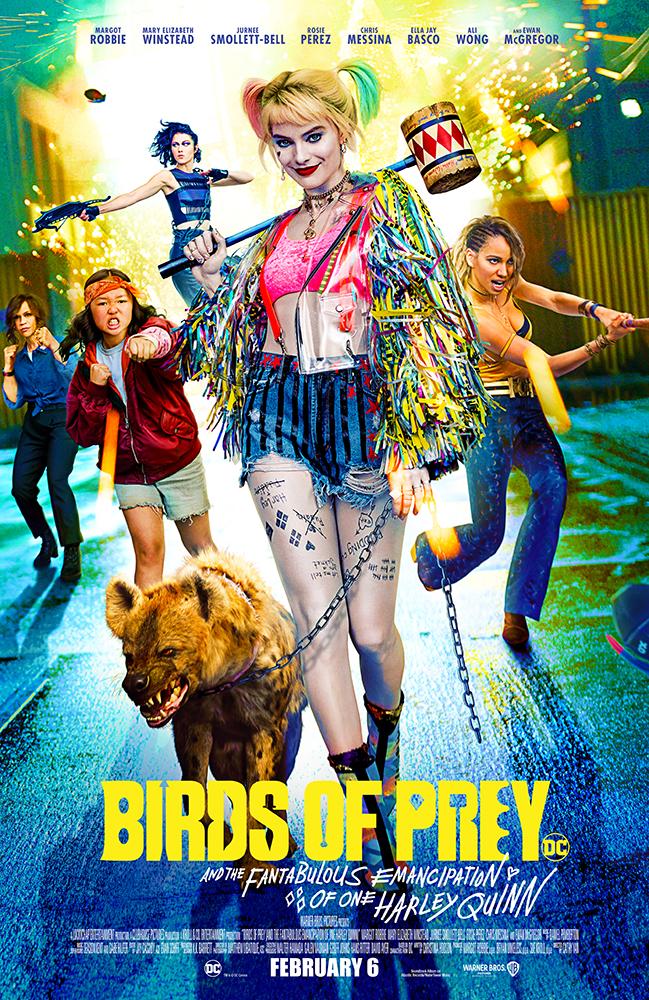 Birds of Prey: And the Fantabulous Emancipation of One Harley Quinn ทีมนกผู้ล่า กับฮาร์ลีย์ ควินน์ ผู้เริดเชิด