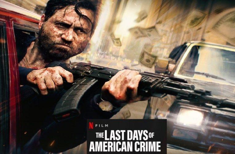 The Last Days of American Crime ปล้นสั่งลา (2020)